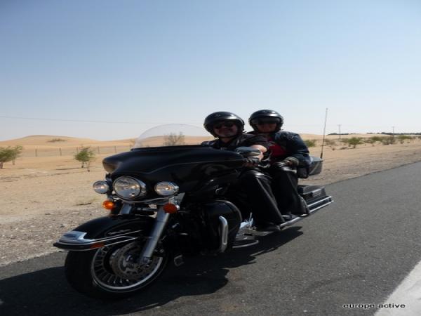 Moto Emirats Arabes Unis