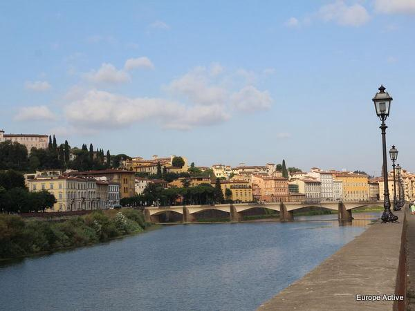 cyclo-Apennins-Pise -Florence